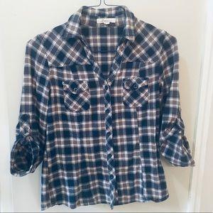 Forever 21 Flannel Shirt